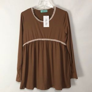 🆕 Filly Flare Tunic L